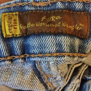 Dope Mom Jeans Aura by Wrangler 8 regular
